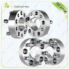 4X 15 5x475 Hubcentric Wheel Spacers For Chevy S10 Blazer Cadillac GMC Jimmy
