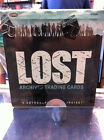 LOST ARCHIVES 24 Pack Sealed Trading Card Box 4 AUTOGRAPHS PER BOX! RITTENHOUSE