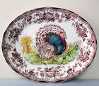 Turkey Large Plate Platter 19
