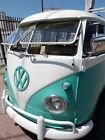 Volkswagen  Bus Vanagon BUS 1962 vw turkis bus from private ca collection safari windows