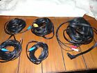 BOSE CABLE LIFESTYLE 5/8/9/12  13 PIN /RCA DIN/LINK CABLE RCEIVER TO SUB PLUS