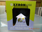 Xyron 250 Create a Sticker Maker XRN250 CFT Clip Art  Drawings scrapbooking