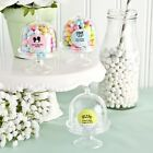 50 Personalized Mini Cake Stand Wedding Shower Party Gift Favors
