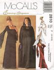 McCall's M'/M' Petite Lined Gown &Lined Cape,Dress Pattern 2810 Size 16-20