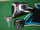 Titleist 915 D3 9.5* Driver Head, Headcover and Wrench - Good Condition