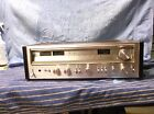 Pioneer Stereo Receiver SX780, nice condition, with black formica type sides