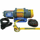 Superwinch 12V ATV Electric Winch-2500-lb Cap Synthetic Rope #1125230
