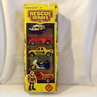 2002 Matchbox Rescue Heroes 5 Pack 164 Scale Die Cast Collectibles