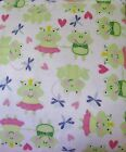 Snuggle Flannel Prince  Princess Frogs Apparel Crafting General BTY New