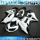 UNPAINTED ABS Molded Fairing Kit BodyWork fit for KAWASAKI Z1000SX 2010-2015 12