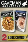 Paleo Thai Recipes and Paleo Vitamix Recipes 2 Book Combo Caveman Cookbooks