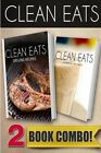 NEW Grilling Recipes and Vitamix Recipes 2 Book Combo Clean Eats