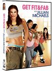 JILLIAN MICHAELS GET FIT  FAB DVD NEW SEALED FREE SHIPPING