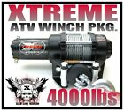 4000LB VENOM UTV WINCH KIT 2013-2015 CAN-AM RENEGADE 500/800/1000 (G2) 4000 LB