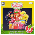 Strawberry Shortcake Jigsaw Puzzle, Berry Best Friends - 24 Pieces. 30341115