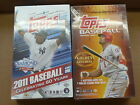 2011 Topps SERIES 1 2012 SERIES 2 HOBBY BASEBALL FACTORY SEALED BOX LOT OF 2