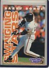BARRY BONDS HOME RUN KING GIANTS PIRATES 1996 STARTING LINEUP  CARD ONLY