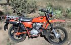 RARE 1978 CT125 Honda XL 125 vintage old Japanese Trail motorcycle complete
