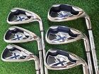 NEW CALLAWAY X 20 IRON SET 4 PW UNIFLEX STEEL X20 IRONS 46 PW