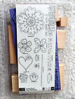Stampin Up Stamp Set TIME WELL SPENT