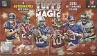 2012 TOPPS MAGIC FOOTBALL FACTORY SEALED HOBBY BOX POSSIBLE LUCK RC?