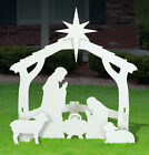 New Outdoor Nativity Scene Baby Jesus Nativity Scene Yard Display