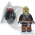 Lego Pirates of the Caribbean Minifig - Captain Jack Sparrow Voodoo *NEW*