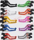 CNC Brake Clutch Levers for Honda CBR 250R 300R 500R 600RR 1000RR 1100XX 125/150