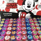 Disney Mickey  Minnie Mouse Self Ink Stamps Birthday Party Favors Bag Filler