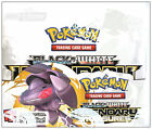 Pokémon TCG: Black & White Legendary Treasures Booster F Sealed Box