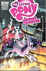 My Little Pony Friends Forever # 4 1st Print IDW NM MT Subscription Cover