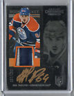 2013 14 Contenders Rookie Ticket 3 clr Patch Auto #82 100 Nail Yakupov Oilers