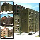 DPM 36100 HO Arched Window Industrial Building Kit