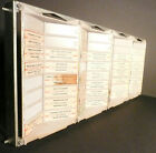 SEEBURG SE100 JUKEBOX part:  PLASTIC SONGBOARD in very good condition