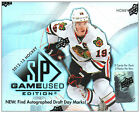 2012-13 Upper Deck SP GAME USED NHL Hockey Hobby Box