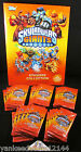 Topps Skylanders Giants Stickers Lot 25 Packs, 6 Stickers pack PLUS ONE Album