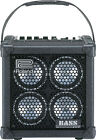 Roland Micro Cube Bass RX Black Battery AC Powered Portable Bass Ampl New