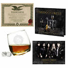 Voodoo circle whiskey fingers fanbox box set signed glassware stones cd IN STOCK