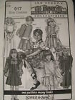 ANN PERSON COLLECTIBLES GIRLS DRESS SEVERAL LOOKS UNCUT