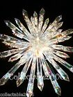 Nativity CHRISTMAS GIANT PRELIT TREE TOPPER 50 lights Random twinkle