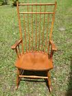 VINTAGE RARE ETHAN ALLEN ROCKING CHAIR - SPECIAL ORDER