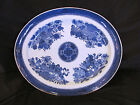 Antique Chinese Export Blue and White Serving Platter Circa 1800