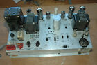 Rare Rock-Ola stereo tube power amp - 7868's. Sounds great
