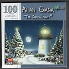100 Piece Jigsaw Puzzle The Endless Night Alan Giana Papercity Puzzles