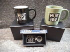 LAND ROVER GENUINE HUE 166 MUGS or KEY RING IDEAL CHRISTMAS GIFTS