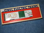 1990 Lionel 6-19910 Season's Greetings Box Car Happy Holidays L0502