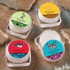 50 Personalized Lip Balm Wedding Shower Party Gift Favors