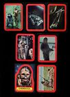 1977 TOPPS STAR WARS SERIES 2 STICKERS COMPLETE SET *INV1688