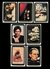 1977 TOPPS STAR WARS SERIES 3 STICKERS COMPLETE SET *INV1689