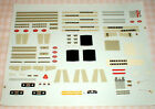 Over 105 ERTL 1/16 Scale IH McCormick Farmall JD Farm Toys Decals Water Transfer